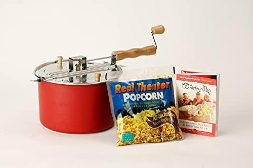 Image of Whirley-Pop Popcorn Popper...: Bestviewsreviews
