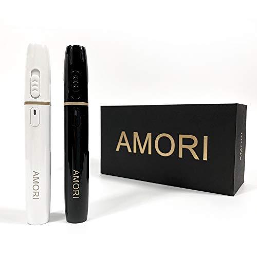 AMORI AR-2 加熱式タバコ 互換機 互換 スティック 加熱式タバコ互換機 連続吸入 加熱式タバコ用デバイス 電子タバコ 本体 ホルダー 電子たばこ スターターキット 互換品 禁煙サポート (AR-2 ブラック)