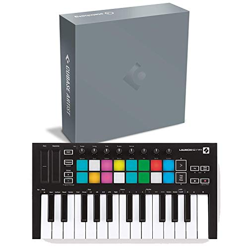 Buy Bargain Steinberg Cubase Artist 10.5 Software Educational Boxed Version bundled with Novation La...