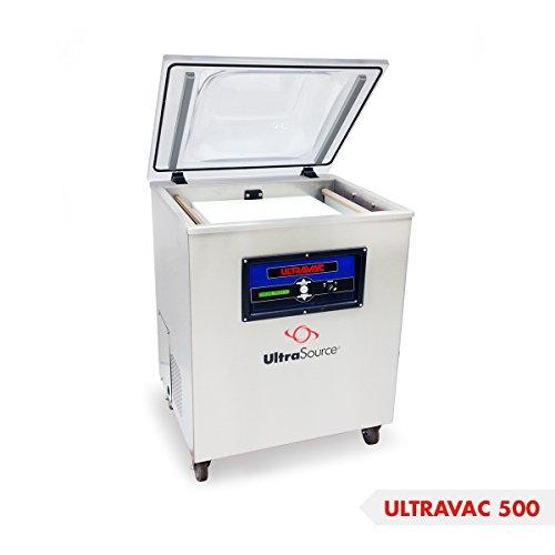 Ultravac 500 Chamber Vacuum Packaging Machine...