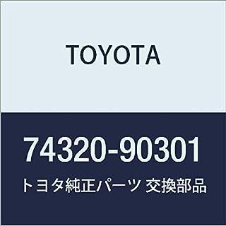 TOYOTA Genuine 74320-21140-B1 Visor Assembly