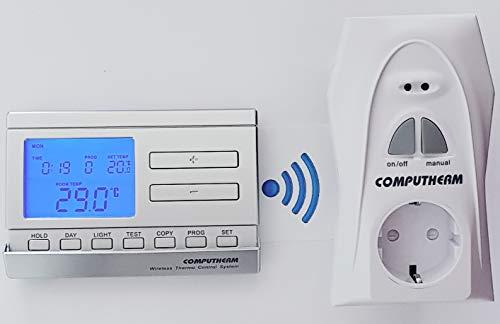 Q1rx Set Thermostat Radio Computherm Q8rf Tx