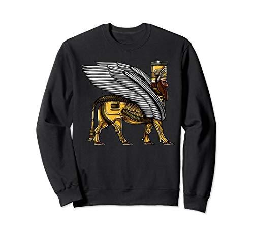 Alien Anunnaki UFO Sumerische Sweatshirt