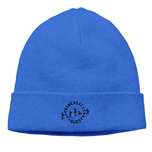 Sng9o A Tribe Called Quest - Gorros unisex de algodón suave Azul azul Taille unique