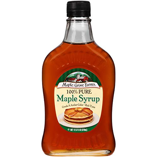 Maple Grove Farms Pure Maple Syrup 125 oz