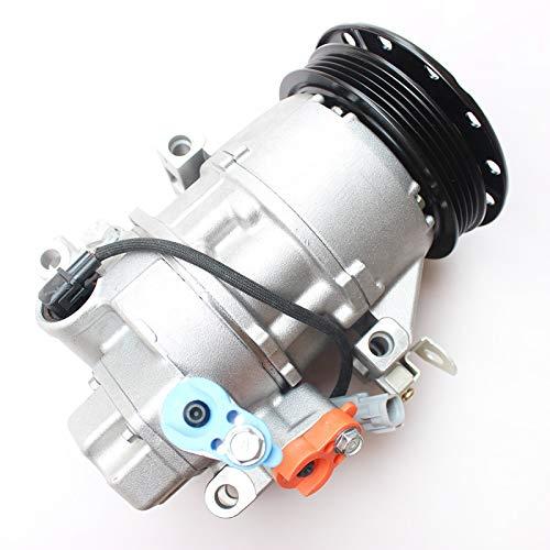 88310-52551 88310-2B720 Aria Condizionata Compressore - SINOCMP AC Compressore per Toyota Yaris 1.3 Denso 5SER09C,3 mesi di garanzia