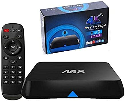 M8 Amlogic S802 Quad Core Android TV Box