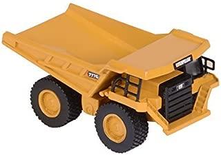 Toy State Japan (Toy State Japan) CAT (R) METAL MACHINE 777G dump truck C39514