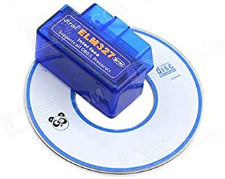 Latest Version Super Mini ELM327 Bluetooth V2.1 OBD2 Car Diagnostic Scanner For ODB2 Protocols