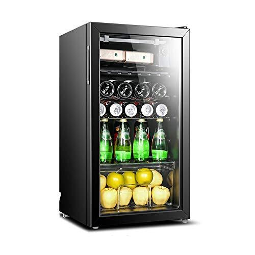 Xiao huang Koeler wijnkoeler Freestanding Cooler koeler thermostaat deur Single Espositie van de Koelwijn Cabinet for Manhalt Een kleine, frisse staat