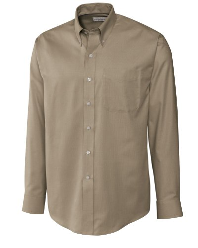 Cutter & Buck B&T L/S Epic Easy Care Nailshead