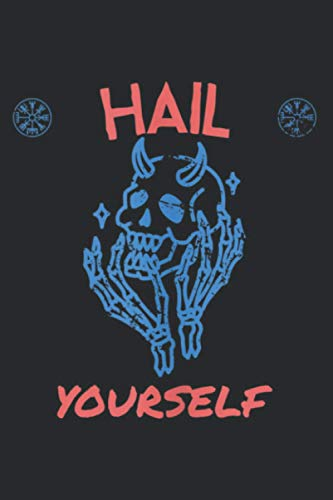 Last Podcast On The Left Skull Hail Yourself: Daily Plannner Notebook: Plan Your Day In Seconds - Daily Planner Journal, To Do List Notebook, Daily Organizer