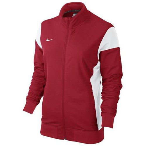 Nike Damen Academy 14 Women's Sideline Knit Jacket Trainingsjacke, University red/White, XL
