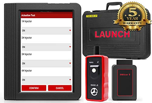 Launch X431 V 20,3 cm (8 inch) tablet WiFi/Bluetooth volledig systeem diagnoseapparaat 2 jaar gratis update online X431 V