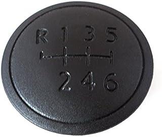 Schaltknaufkappe Emblem Kappe 6 Gang E15