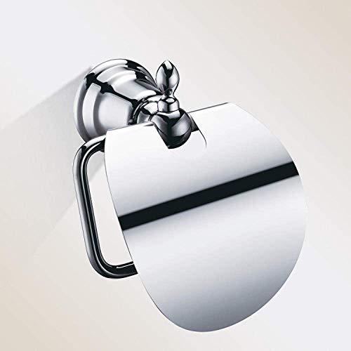 ZJN-JN Sostenedor del Tejido de para el baño Servilleteros de Acero Inoxidable Plataforma de baño, Toalla de Papel Titular Portarrollos