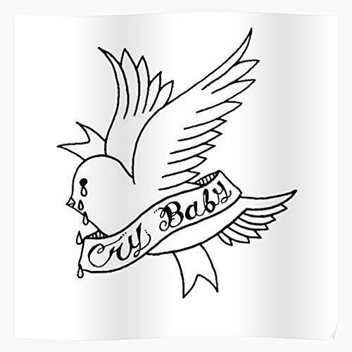 Coolboy Gbc Lil Peep Emo Rap Tentacion Music XXX Das eindrucksvollste und stilvollste Poster für Innendekoration, das derzeit erhältlich ist