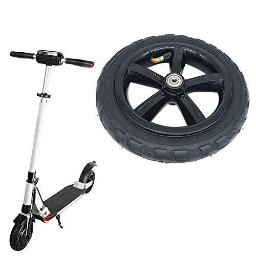 Neumáticos scooter eléctrico, ruedas scooter, neumático repuesto para scooter 8 pulgadas, neumáticos goma exteriores e interiores, neumático antideslizante duradero, 8 x 1 1/4, juego completo ruedas