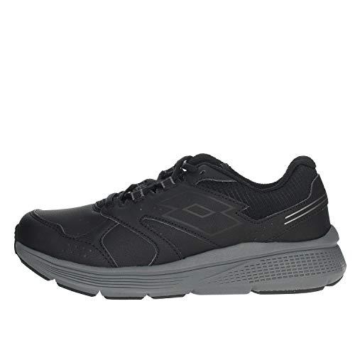 Lotto 211821 Chaussures de Tennis Homme Noir 42
