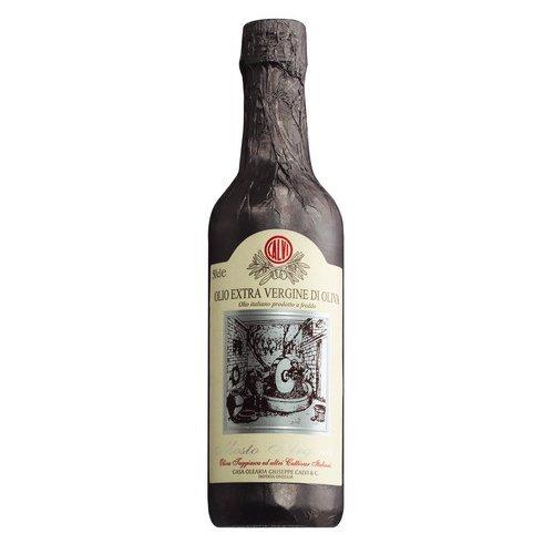 Calvi Natives Olivenöl extra Mosto Argento, Cuvée aus ligurischen Taggiasca-Oliven 500 ml.
