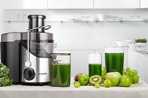 Licuadoras Para Verduras y Frutas, Aicook 3