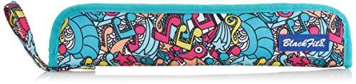 Safta 1635284, Portaflautas, Colores/Modelos surtidos, 370x20x80mm, 1 pieza