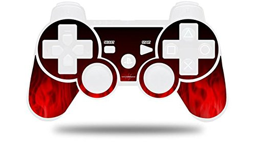 Sony San Francisco Mall PS3 Controller 25% OFF Decal Style Skin CONTROLLER Red NOT Fire -