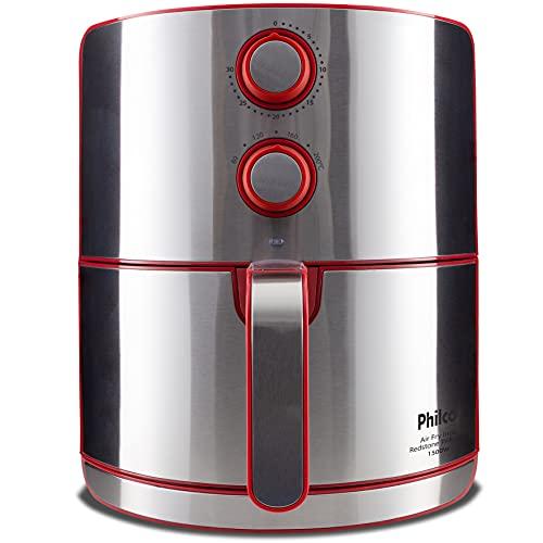 Fritadeira Air Fry Philco Inox Redstone PFR18VI 1500W 4,6L 220v