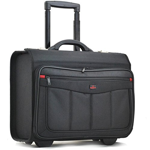 Pilotencase laptoptas 17 inch DAVIDT'S Monte Carlo
