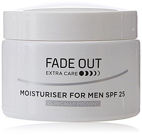 FADE OUT FOR MEN - WHITE MOISTURISING CREAM SPF15