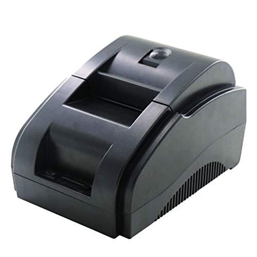 Chao USB-printer, 58 mm, draagbaar, compact, exquise afmetingen, eenvoudig te configureren, geschikt voor gebruik op kantoor, 1 jaar garantie