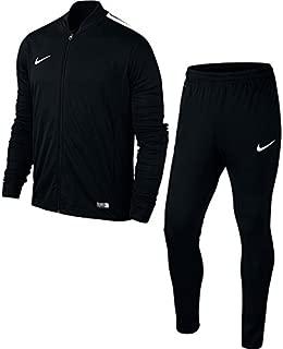 Mens Nike Academy 16 Full Tracksuit 2018 Design Black