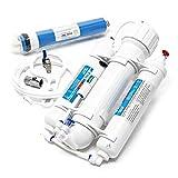 Naturewater 3 stufige Umkehrosmose RO 190 L/Tag 50GPD Osmose Entmineralisierung