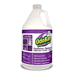Eliminates unpleasant odors on washable surfaces such as upholstery, carpets, bedding, showers, walls and floors while leaving a fresh scent Kills 99.99% of germs on hard, nonporous, nonfood contact surfaces in 60 seconds Fungicidal against germs suc...