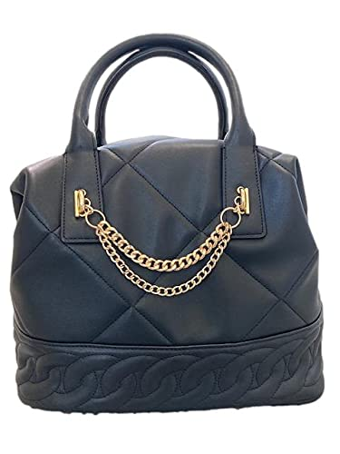 Betsey Johnson Molly Satchel Black One Size