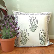 Lavender Dreams ~ French Provence Country Cottage Euro Pillow Sham 26x 26