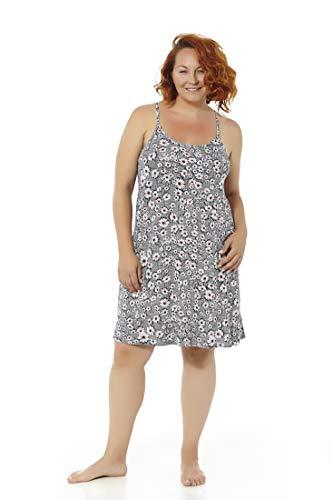 mabel intima Vestido Talla Grande Vestido Verano Varios Estampados. Talla 62