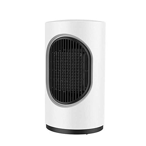 Calentador eléctrico Calefacción Escritorio Ahorro de energía Refrigeración y calefacción Doble electrificación Calefacción eléctrica Peque?a Oficina de Viento Calefacción rápida Calefacción Hogar (