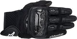 Alpinestars GP Air Men's Street Motorcycle Gloves - Black/Large