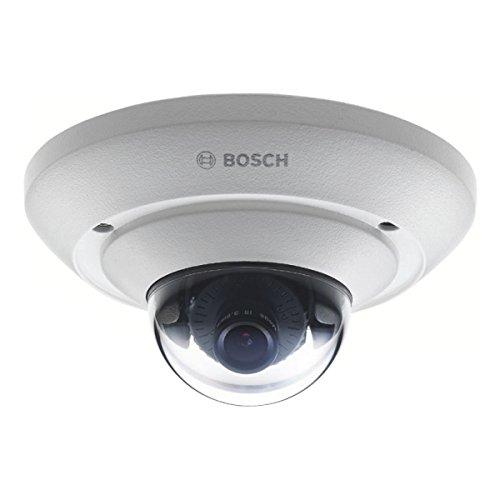 Bosch NUC-51022-F2 FLEXIDOME micro 5000 IP - Network surveillance camera - dome - outdoor - dustproof / waterproof / vandal-proof - color (Day&Night) - 1920 x 1080 - M12 mount - fixed focal - LAN 10/1
