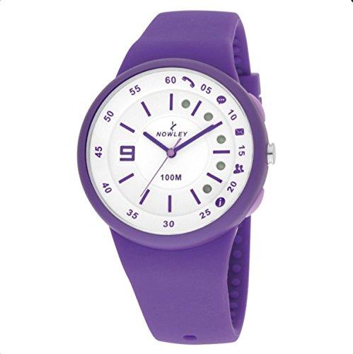 Smartwatch de Nowley Que, Conectado al móvil vía Bluetooth