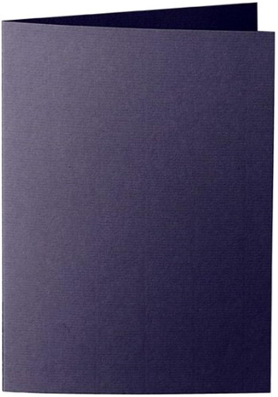 50 Stück    Artoz Serie Serie Serie 1001 Doppelkarten gerippt    Hochdoppelt    DIN A5, 297 x 210mm, hochwertig, schwarz B002JJN67E   | Ausgezeichnetes Handwerk  0ff0f0