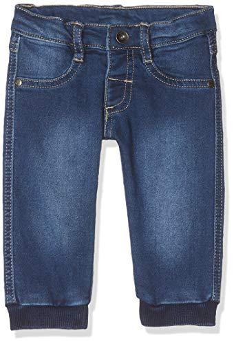 MEK Baby-Jungen Pantalone Jeggings Hose, Blau (Stone Wash 01 148), 98 (Herstellergröße: 3A)