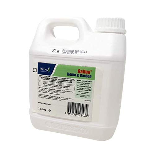 Agrigem GALLUP HOME & GARDEN WEED CONTROL HERBICIDE 2L | INDUSTRIAL...