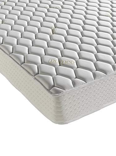 Dormeo Memory Aloe Vera Deluxe, Memory Foam Mattress, Firmness Medium/Soft, Size King