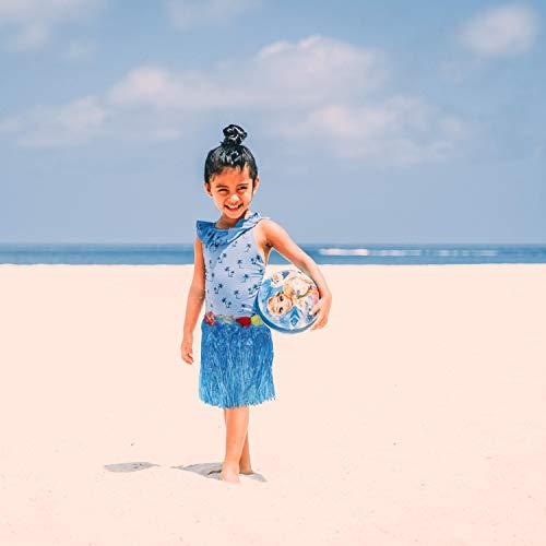 Falda Hawaiana (Pack de 6 Colores Brillantes) - 60cm de Largo ...