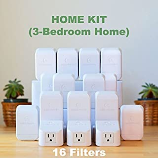 Greenwave Dirty Electricity Filters: 3 Bedroom Home Kit (16 filters)