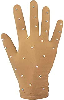 ChloeNoel Rhinetsone Glove GVS33