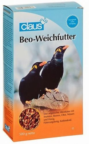 Claus Beofutter 500 g