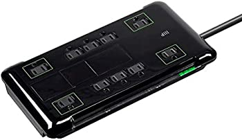 Monoprice 10-Outlet Slim Surge Protector